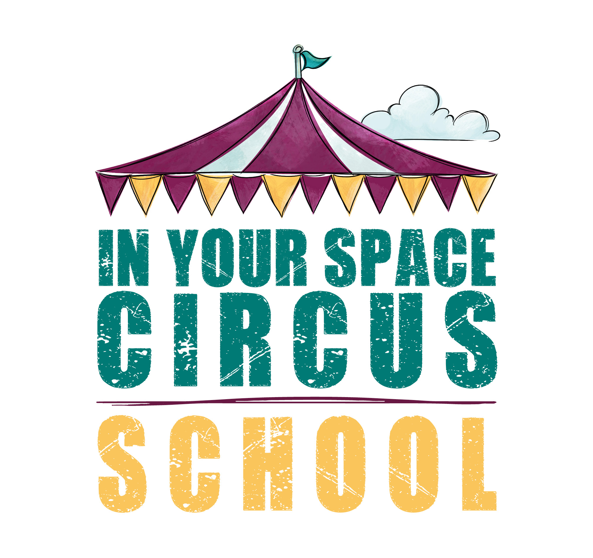 In Your Space Circus - Outreach Circus